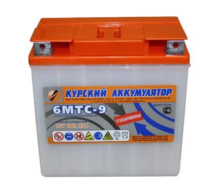 Аккумулятор КУРСК 6МТС-9