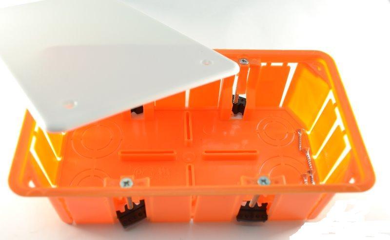 Коробка распаячная Greenel Ge41026 коробка распаячная eglo 91206