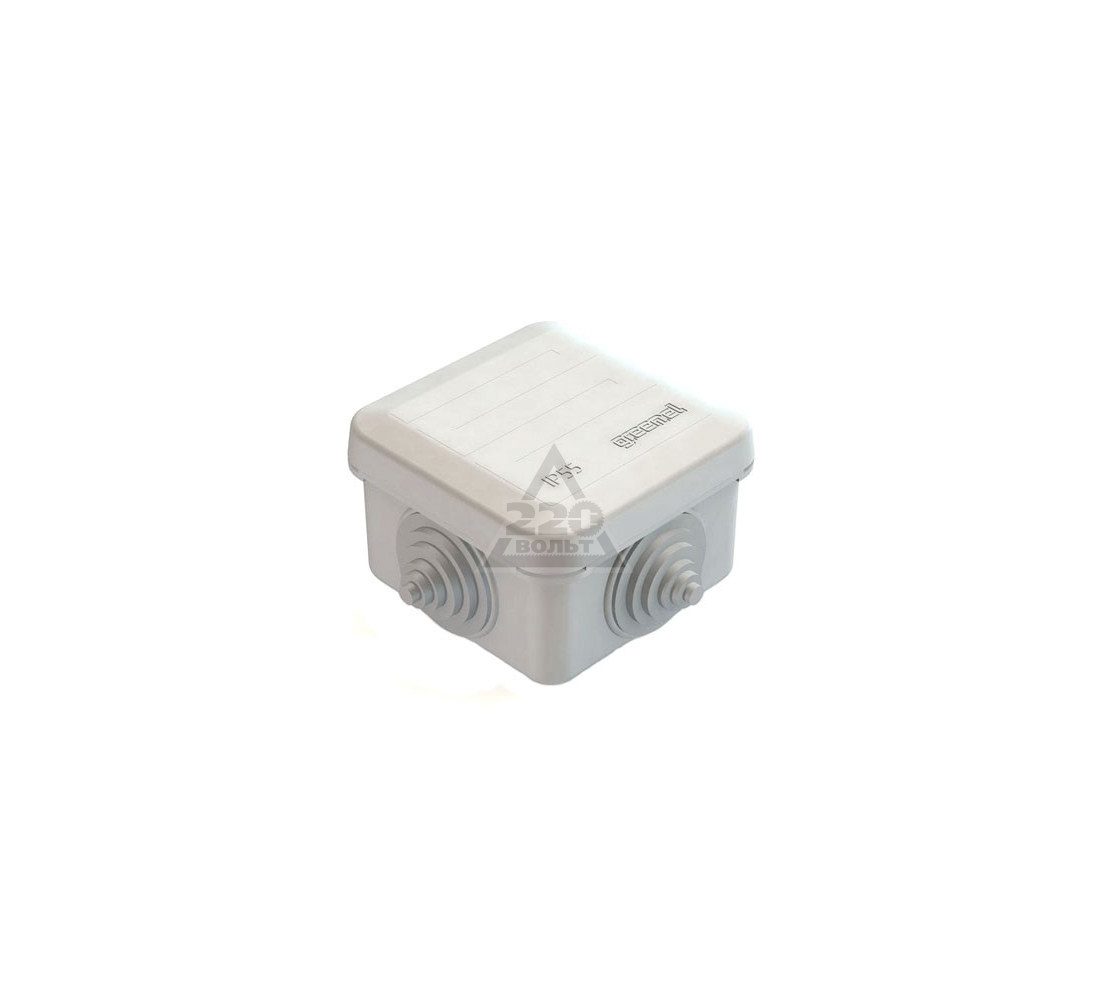 Коробка распаячная GREENEL GE41236