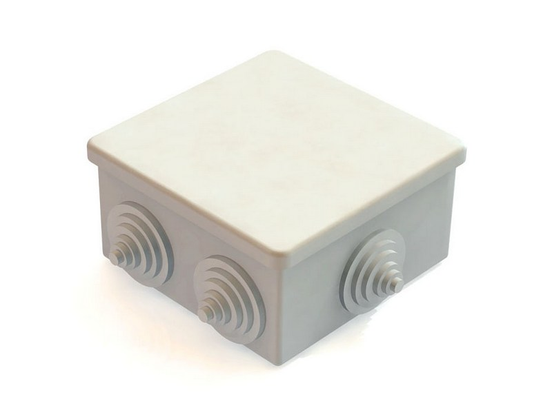 Коробка распаячная Greenel Ge41235