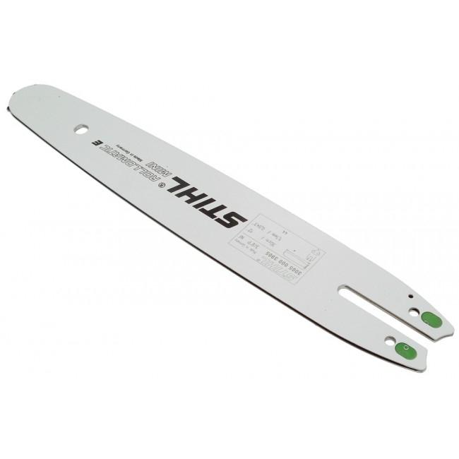 Шина цепной пилы Stihl 14'' (350мм), для цепи 3/8''-1.1мм-50 бензобур stihl bt 130
