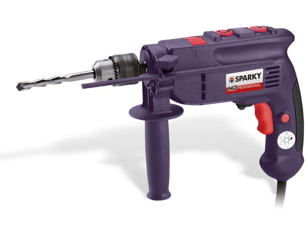 Дрель ударная Sparky Bur 150cet аккумуляторная ударная дрель sparky bur2 15e