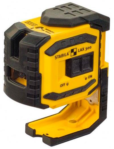 Уровень Stabila Lax 300  лазерный прибор stabila тип lax 300 set 18327