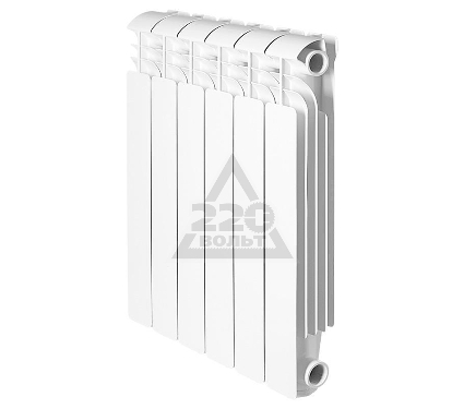 Радиатор алюминиевый GLOBAL ISEO  350 x 12