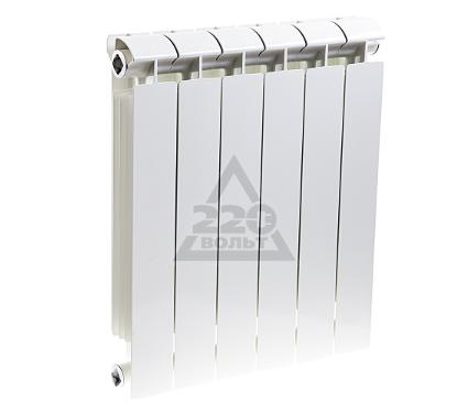 Радиатор отопления биметаллический GLOBAL EXTRA NEW  500 x 6