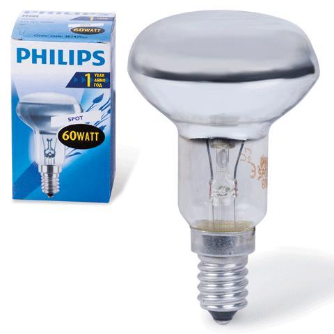 Лампа накаливания Philips Spot nr50 60w e14  30° kumho kw22 205 65 r15 94t