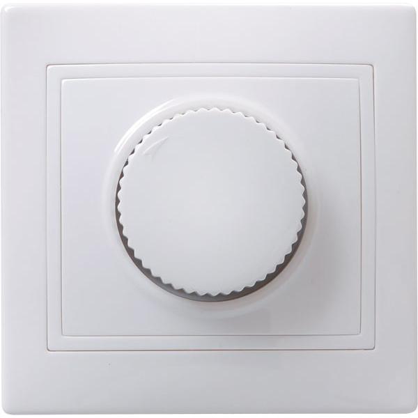 Диммер Iek КВАРТА ВСР10-1-0-КБ  диммер universal бриллиант белый 7947427