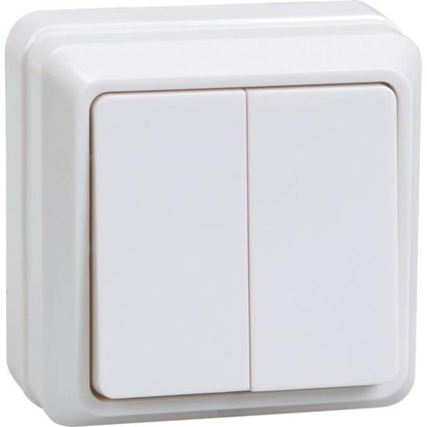 Выключатель Iek ОКТАВА ВС20-2-0-ОБ купить газовый счетчик октава g4