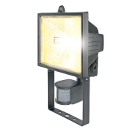 Прожектор Галогенный UNIEL UPH-500W-BL-sensor
