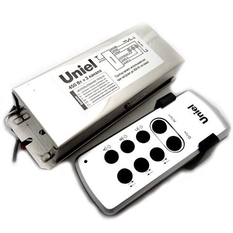 Купить со скидкой Пульт управления световыми приборами Uniel Uch-p003-g3