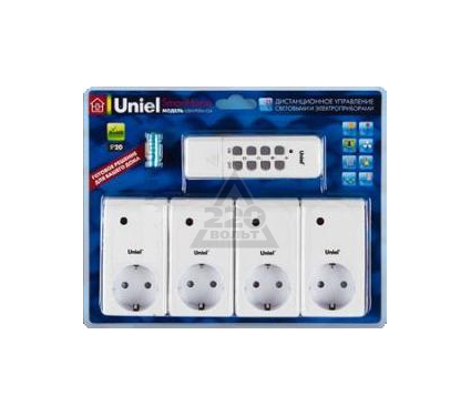 Пульт управления световыми приборами UNIEL USH-P006-G4