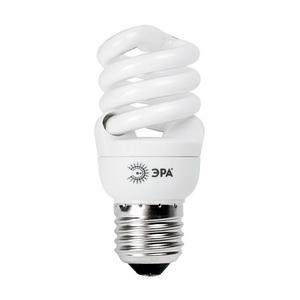 Лампа энергосберегающая ЭРА F-sp-11-827-e27 лампа энергосберегающая e27 20w f sp 4200k дневной свет эра