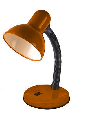 Лампа настольная Uniel Tli-201 orange