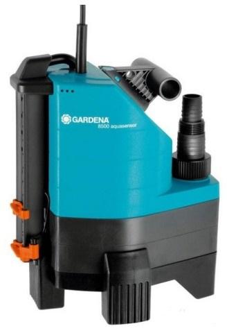 Дренажный насос Gardena 8500 aquasensor