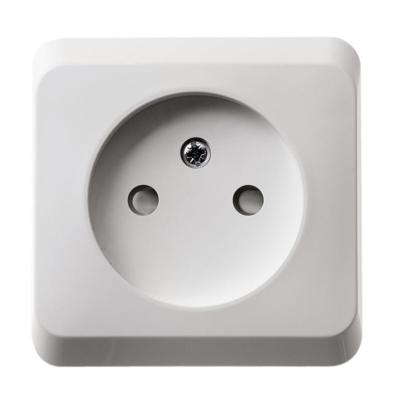 Купить Розетка Schneider electric Pa16-002b Этюд