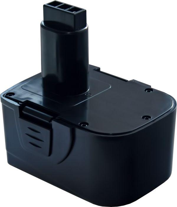 Аккумулятор ПРАКТИКА 776-829 14.4В 1.5Ач nicd для ИНТЕРСКОЛ аккумулятор практика 038 807 12 0в 2 0ач nicd для dewalt в коробке