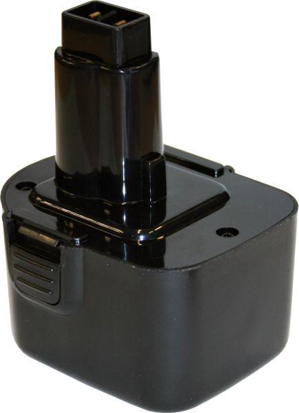 Аккумулятор ПРАКТИКА 038-807 12.0В 2.0Ач nicd для dewalt в коробке аккумулятор практика 031 648 14 4в 1 5ач nicd для bosch в коробке