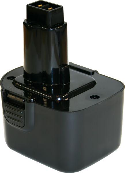 Аккумулятор ПРАКТИКА 038-791 12.0В 1.5Ач nicd для dewalt в блистере аккумулятор практика 038 807 12 0в 2 0ач nicd для dewalt в коробке