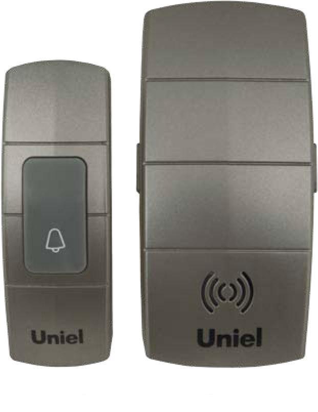 Звонок Uniel Udb-088w-r1t1-32s-100m-ds
