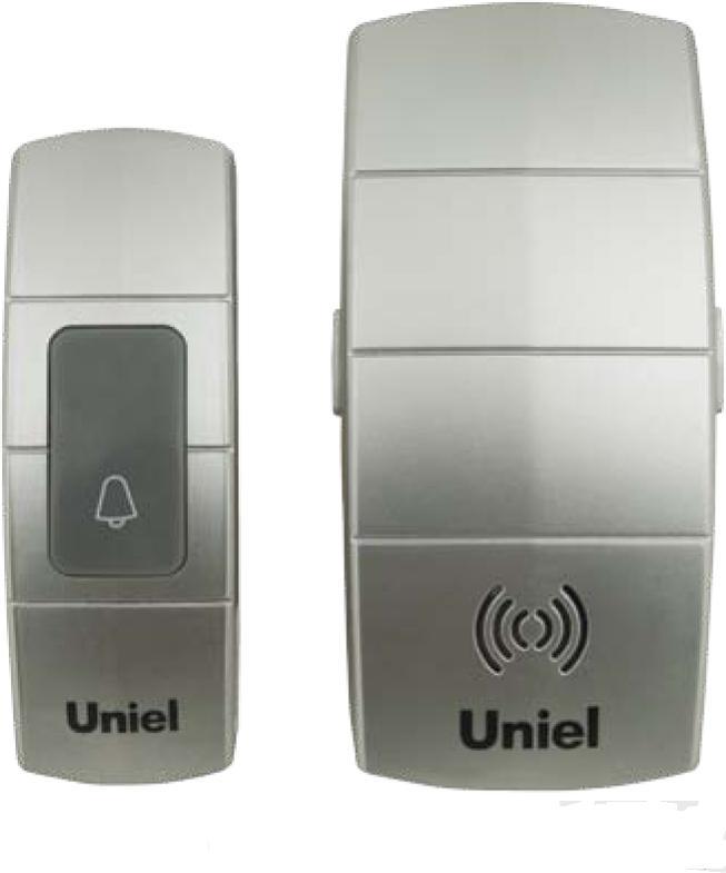 Звонок Uniel Udb-088w-r1t1-32s-100m-sl