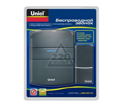 Звонок UNIEL UDB-001W-R1T1-32S-100M-BL