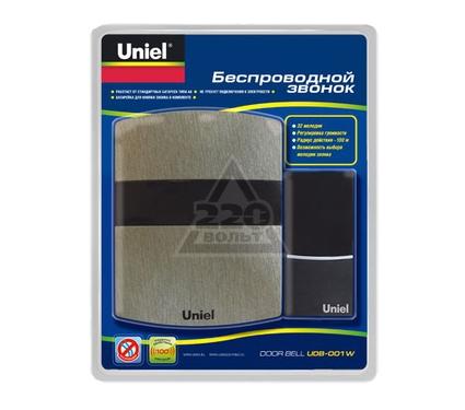 Звонок UNIEL UDB-001W-R1T1-32S-100M-DS