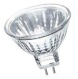 Лампа галогенная ЭРА Gu5.3-mr16-50w-12v-cl