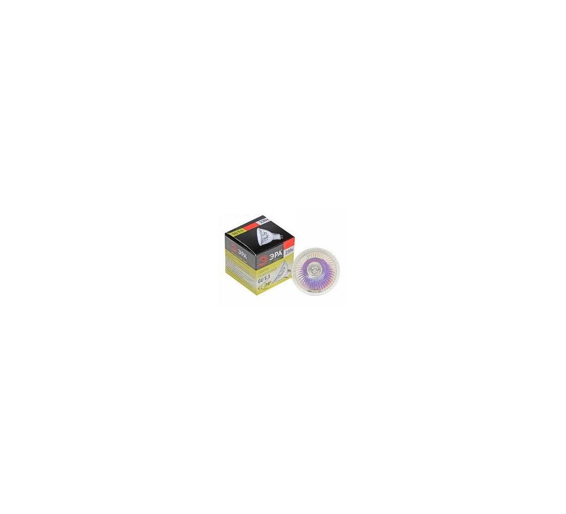 Лампа галогенная ЭРА GU5.3-JCDR (MR16) -35W-230V-Cl