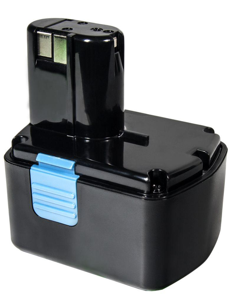Аккумулятор ПРАКТИКА 032-171 14.4В 2.0Ач nicd для hitachi в коробке аккумулятор заряд нкб 1415 хт a для шуруповертов hitachi 14 4в 1 5ач nicd