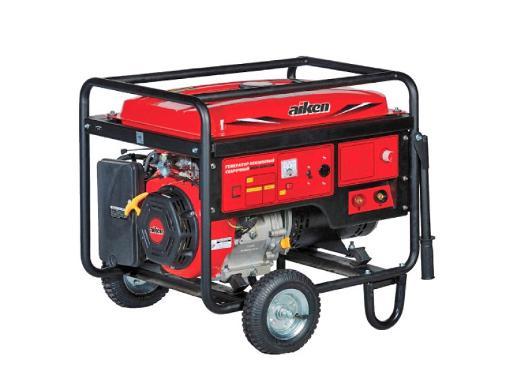 Бензиновый генератор AIKEN MGW 4000/200