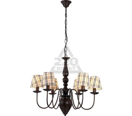 Купить Люстра ARTE LAMP SCOTCH A3090LM-6CK, люстры