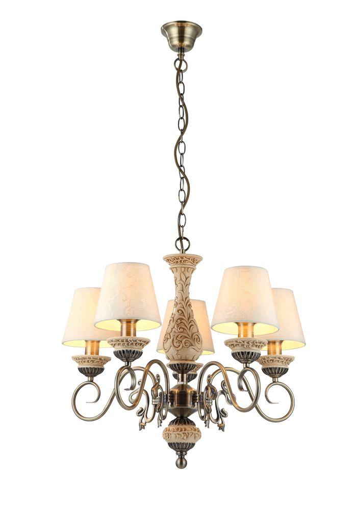Люстра Arte lamp Ivory a9070lm-5ab arte lamp люстра arte lamp a7556pl 5ab