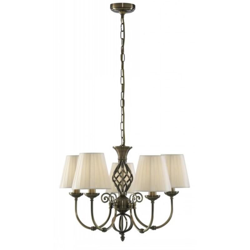 Люстра Arte lamp Zanzibar a8390lm-5ab недорого