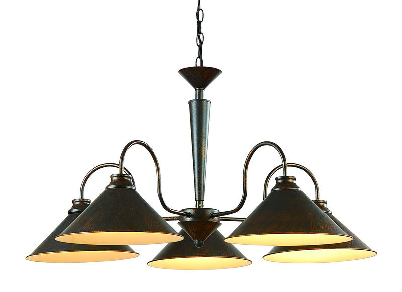 Люстра Arte lamp Cone a9330lm-5br подвесная люстра arte lamp cone a9330lm 5br