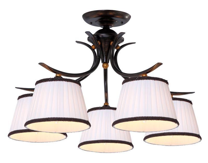 Люстра Arte lamp Irene a5133pl-5br подвесная люстра arte lamp irene a5133lm 5br