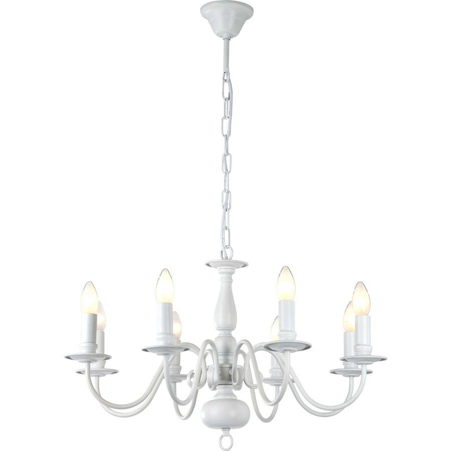 цена на Люстра Arte lamp Antwerp a1029lm-8wc