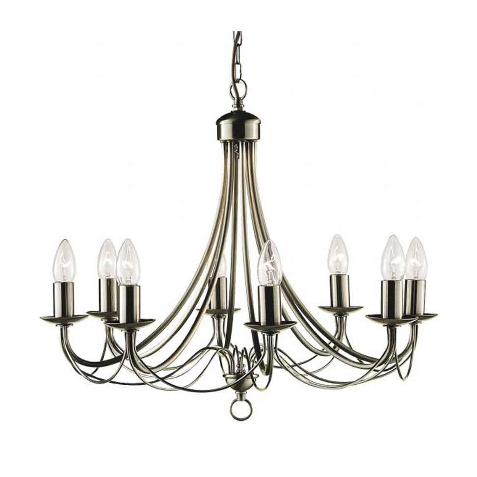 Люстра Arte lamp Maypole a6300lm-8ab цены онлайн