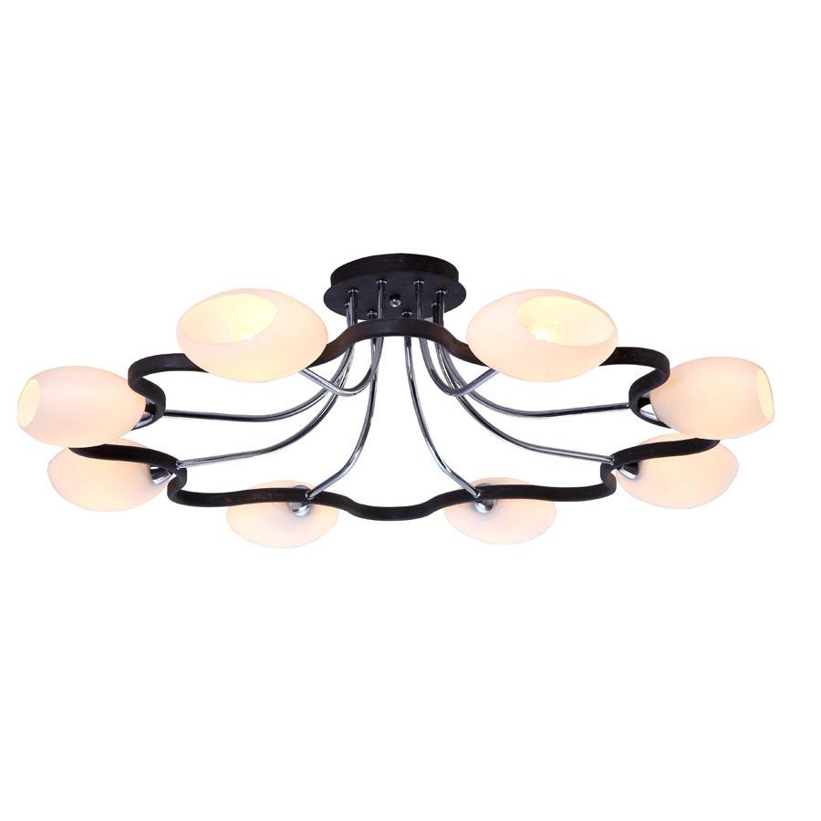 Люстра Arte lamp Liverpool a3004pl-8ba люстра на штанге arte lamp liverpool a3004pl 8wa