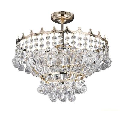 Люстра ARTE LAMP VERSAILLES A9500PL-5GO
