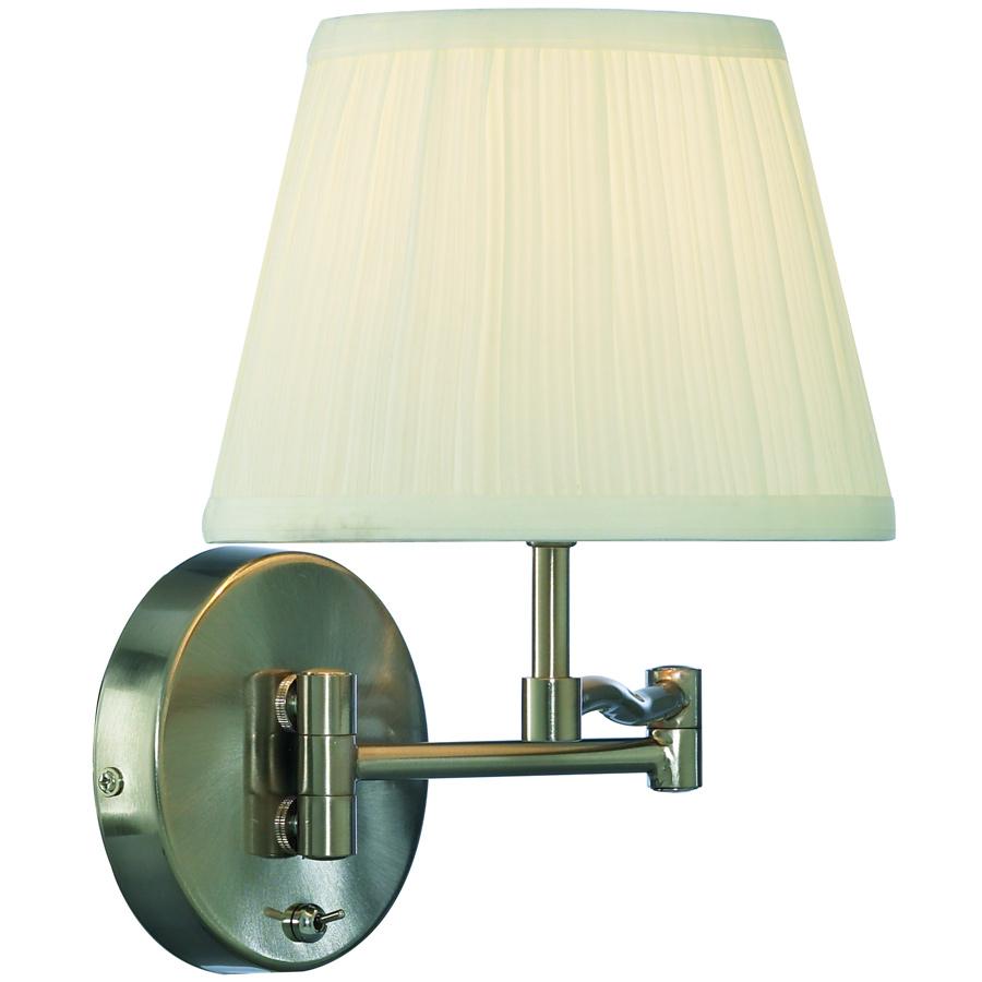 Бра Arte lamp California a2872ap-1ss бра arte lamp cloud a8170ap 1ss