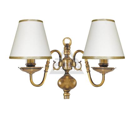 Бра ARTE LAMP FLEMISH A1020AP-2AB