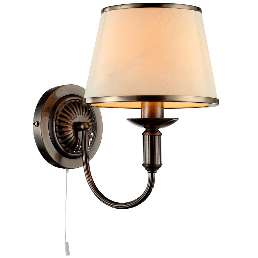 Бра Arte lamp Alice a3579ap-1ab бра 8111 01 ap 1 divinare