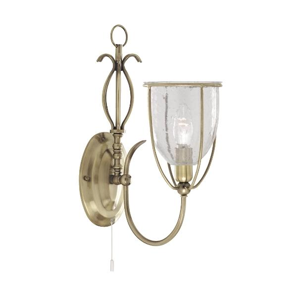 Бра Arte lamp Salvador a6351ap-1ab бра 8111 01 ap 1 divinare
