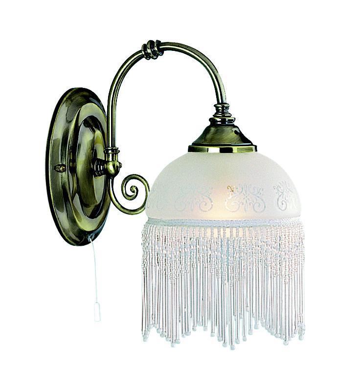 Бра Arte lamp Victoriana a3191ap-1ab бра 8111 01 ap 1 divinare
