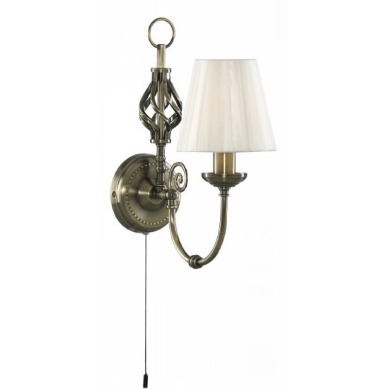 Бра Arte lamp Zanzibar a8390ap-1ab люстра потолочная ��оллекция zanzibar a8392lm 6ab бронза arte lamp арте ламп