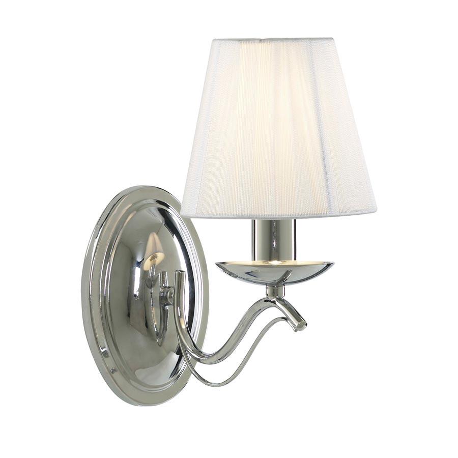 Бра Arte lampНастенные светильники и бра<br>Тип: бра,<br>Назначение светильника: для комнаты,<br>Стиль светильника: модерн,<br>Материал светильника: металл,<br>Тип лампы: накаливания,<br>Количество ламп: 1,<br>Мощность: 40,<br>Патрон: Е14,<br>Цвет арматуры: хром,<br>Длина (мм): 130,<br>Ширина: 240,<br>Высота: 260,<br>Диаметр: 240<br>