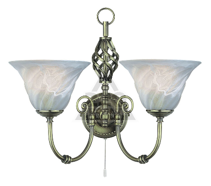 Бра ARTE LAMP CAMEROON A4581AP-2AB