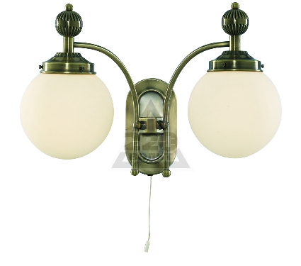 Бра ARTE LAMP DUKE A8666AP-2AB