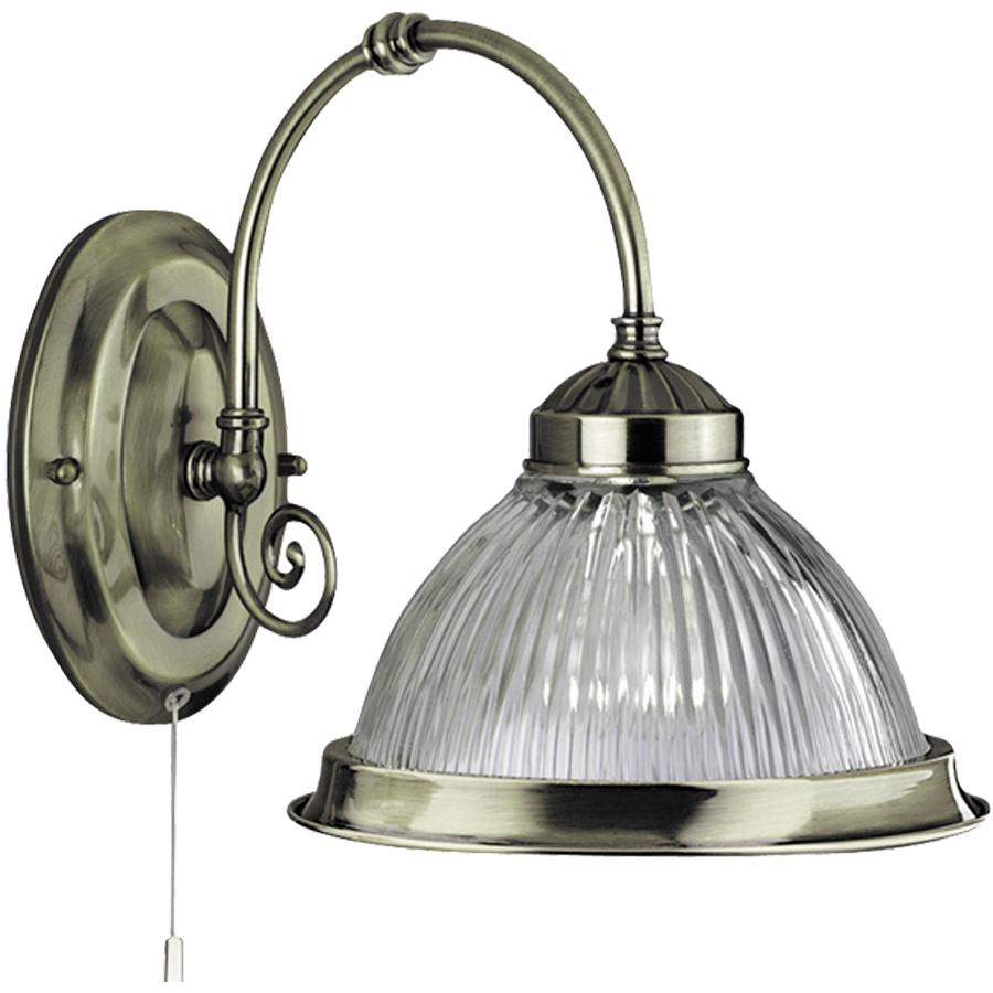 Бра Arte lamp American diner a9366ap-1ab бра arte lamp american diner a9366ap 2ab