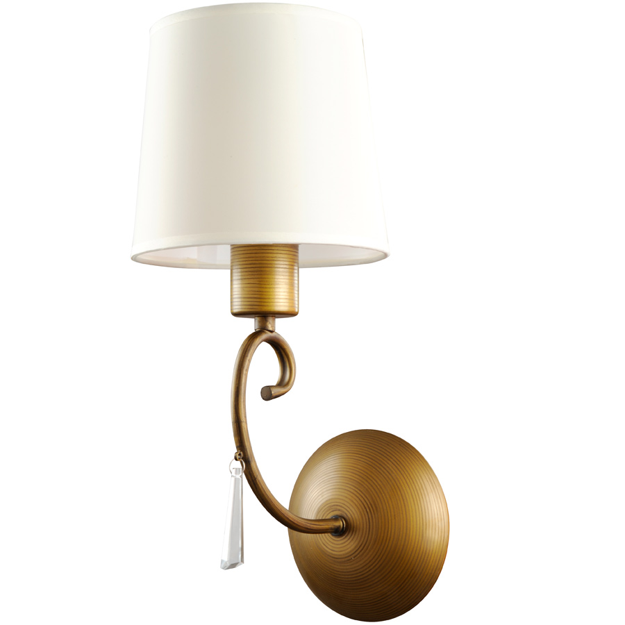 Бра Arte lamp Carolina a9239ap-1br